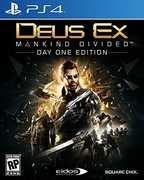Deus Ex Mankind Divided (Day 1 Edt)