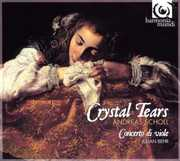 Crystal Tears [CD+DVD] [Borders Exclusive] , Andreas Scholl