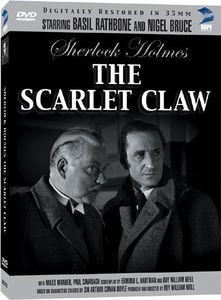 Sherlock Holmes: Scarlet Claw