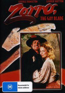 Zorro the Gay Blade (1981) (Region 4) [Import]