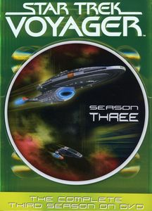 Star Trek Voyager: The Complete Third Season