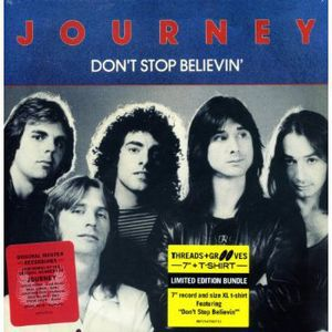 Don't Stop Believin /  Natural Thing
