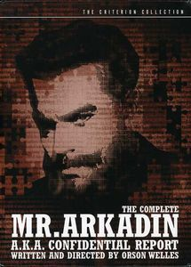 Criterion Collection: Mr Arkadin - the Complete