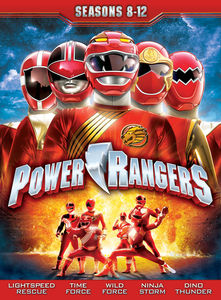 Power Rangers: Seasons 8-12