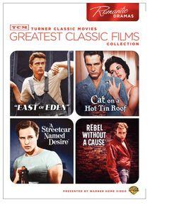 Tcm Greatest Classic Films: Romantic Drama (4Fe) Dvd from Warner Bros.