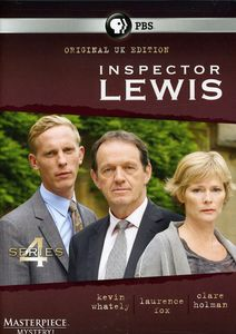Masterpiece Mystery: Inspector Lewis 4