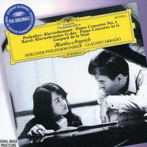 Piano Concerto 3 /  Piano Concerto in G