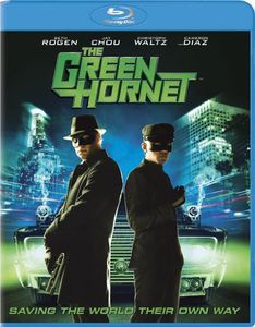 Unripened HORNET BY ROGEN, SETH (Blu-Ray)