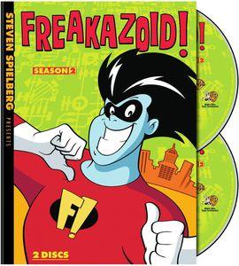 Freakazoid: Complete Second Season