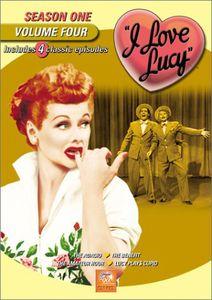 I Love Lucy: Season 1 Vol 4