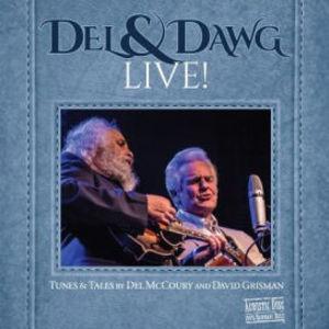 Del & Dawg Live - McCoury,Del / Grisman,David