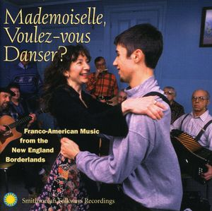 Distinct Artists ~ Mademoiselle Voulez-Vous Danser (new)