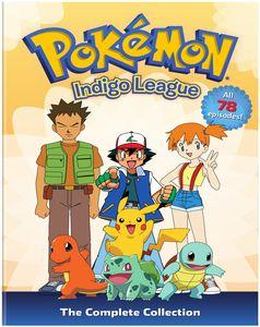 Pokemon: Season 1 - Indigo League - the Comp Coll