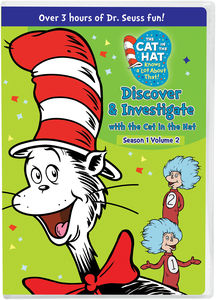 Cat in the Hat: Discover & Investigate with Cat in
