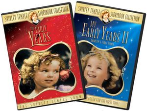 Shirley Temple: The Early Years 1 & 2