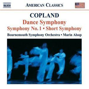 Dance Symphony /  Symphony No. 1 /  Short Symphony