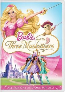 Barbie & the Three Musketeers