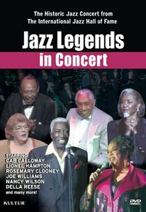 Jazz Legends in Concert /  Various
