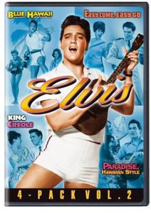 Elvis 4-Movie Collection 2