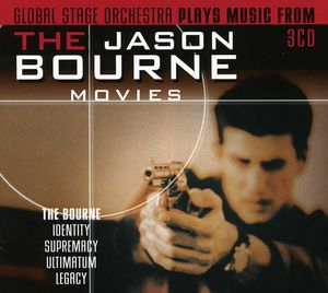 International STAGE ORCHESTRA - PLAYS MUSIC FROM THE JASON BOURNE MOVIES