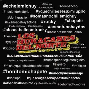 # Los Huracanes Del No - CD 602547375131