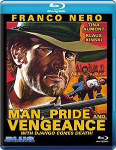 Man, Glory in and Vengeance (Blu-ray) (Widescreen)