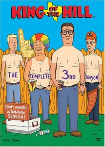 King of the Hill: Complete Season 3