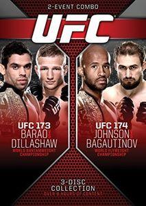 UFC 173/ 174
