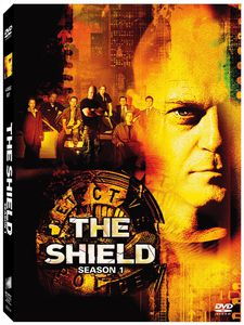 Shield: Complete First Season