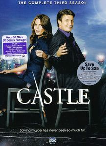 Castle: Complete Third Season