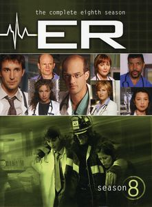 Er: Complete Eighth Season