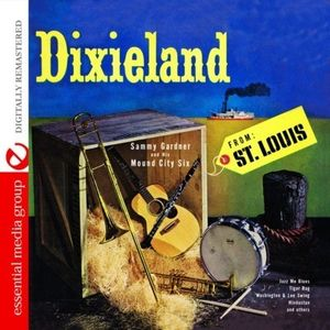 Essential Media Group 894231330124 Dixieland From St. Louis - CD