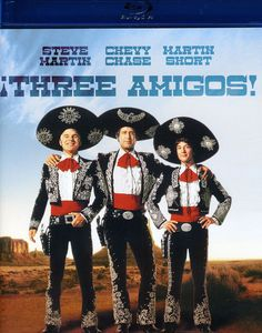 Three Amigos (1986)