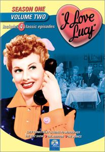 I Love Lucy: Season 1 Vol 2