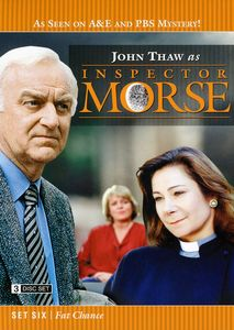 Inspector Morse: Set Six - Fat Maybe [3 Discs]
