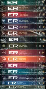 Er: Complete Seasons One-Fifteen