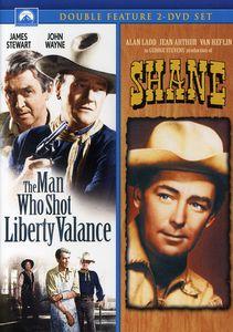 Man Who Shot Liberty Valance & Shane