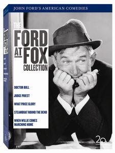 John Ford's American Comedies