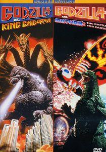 Godzilla & Mothra: Battle Earth & King Ghidora