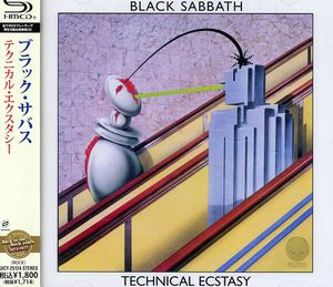 Technical Ecstasy [Import]