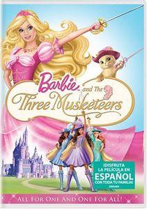 Barbie & the Three Musketeers (Spanish)