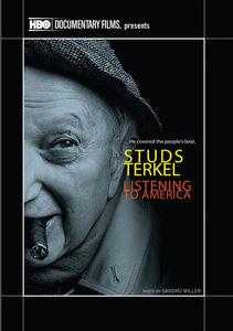 Terkel, Studs: Listening to America