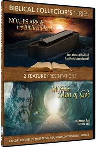 Biblical Collector's Series: Noah's Ark & Biblical