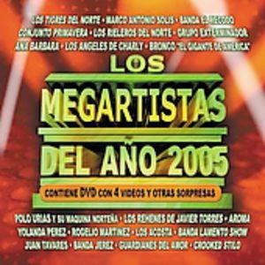 Megartistas Del Ano
