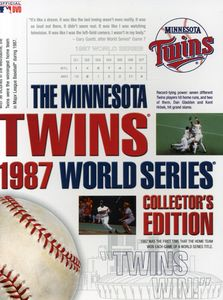 Minnesota Twins: 1987 World Series