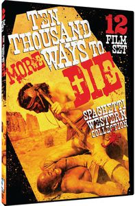 10,000 More Ways to Die - Spaghetti Western Film