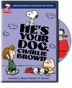 He's Your Dog Charlie Brown