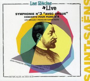 Symphony 3 /  Piano Concerto 4