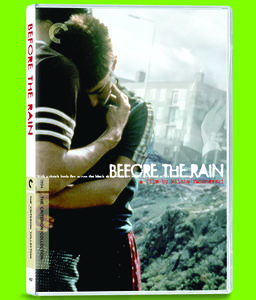 Criterion Aggregation: Before the Rain