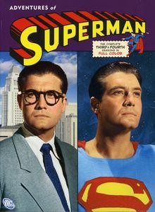 Adventures of Superman: Comp Third & Fourth Season